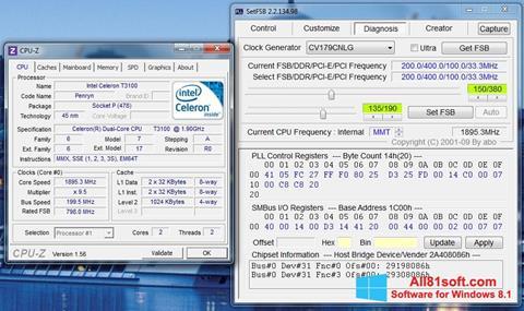 צילום מסך SetFSB Windows 8.1