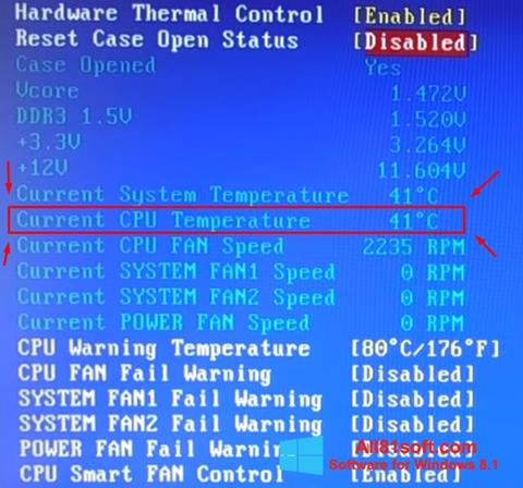 צילום מסך Boostek-9x Windows 8.1