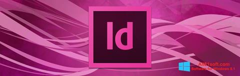 צילום מסך Adobe InDesign Windows 8.1