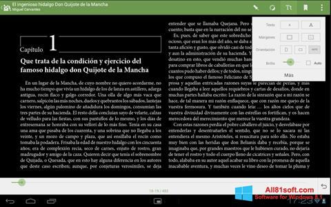צילום מסך BookReader Windows 8.1