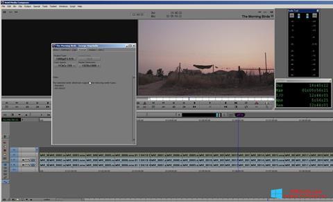 צילום מסך Avid Media Composer Windows 8.1