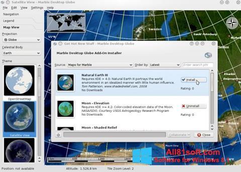 צילום מסך Marble Windows 8.1